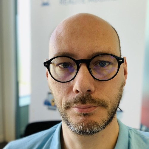 Frank Doute, Manager FAB AR VR, SNCF